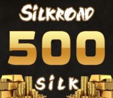SilkRoad 500 Silk