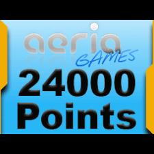 24000 Aeria Points