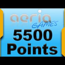 5500 Aeria Points