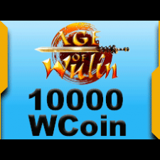 Age Of Wulin 10.000 Wcoin