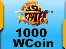 Age Of Wulin 1000 Wcoin
