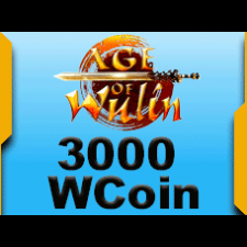 Age Of Wulin 3000 Wcoin