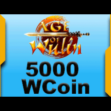 Age Of Wulin 5000 Wcoin