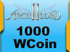 Archlord II 1000 WCoin
