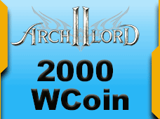 Archlord II 2000 WCoin