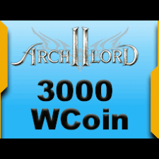 Archlord II 3000 WCoin