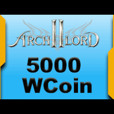 Archlord II 5000 WCoin