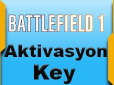 Battlefield 1 Aktivasyon Key