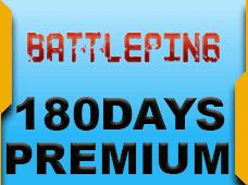 Battleping 180 Days Premium Service Time Key Rixty