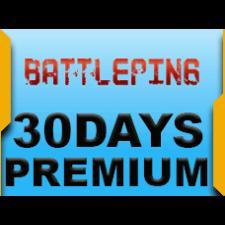 Battleping 30 Days Premium Service Time Key Rixty