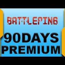 Battleping 90 Days Premium Service Time Key Rixty