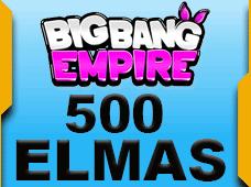 9.99 TL BBE EPIN (500 Elmas)