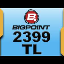 Bigpoint 2399 TL lik Kupon