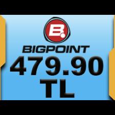 Bigpoint 479.90 TL lik Kupon