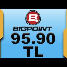 Bigpoint 95.90 TL lik Kupon