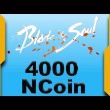 Blade And Soul 4000 NCoin