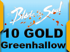 Blade and Soul Greenhollow 10 Gold