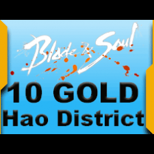 Blade and Soul Hao District 10 Gold