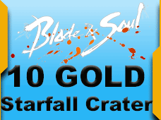 Blade and Soul Starfall Crater 10 Gold
