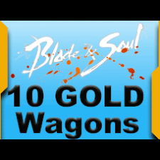Blade and Soul Twin Wagons 10 Gold
