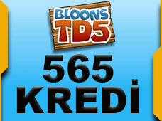 Bloons TD5 - 565 Kredi