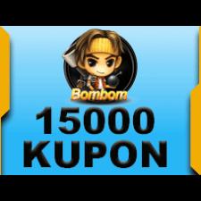 BomBom 15000 Kupon 100 TL
