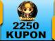 BomBom 2250 Kupon 15 TL