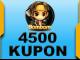 BomBom 4500 Kupon 30 TL