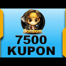 BomBom 7500 Kupon 50 TL
