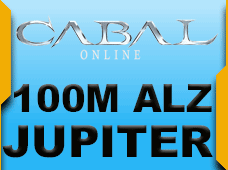 Cabal EU Jupiter Server 100M ALZ