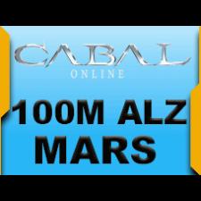 Cabal EU Mars Server 100M ALZ