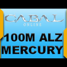 Cabal EU Mercury Server 100M ALZ