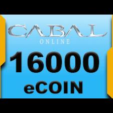 Cabal Online 16000 eCoin