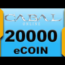 Cabal Online 20000 eCoin