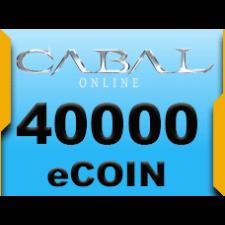 Cabal Online 40000 eCoin