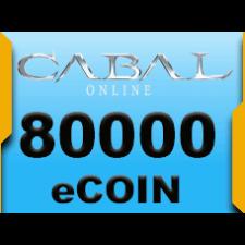 Cabal Online 80000 eCoin