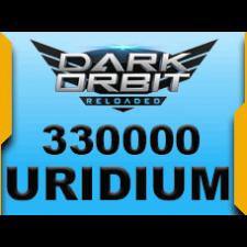 Darkorbit Uridium 330000 Uridium + 16500 Uridium Bonus