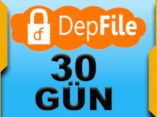 DepFile Premium 30 Gün