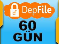 DepFile Premium 60 Gün