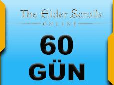 Elder Scrolls Online 60 Days Time Card