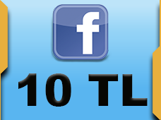 10 TL Facebook Oyun Kredisi Epin