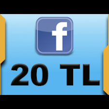 20 TL Facebook Oyun Kredisi Epin