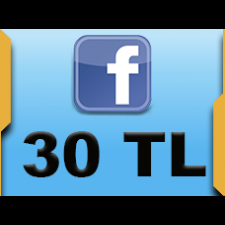 30 TL Facebook Oyun Kredisi Epin