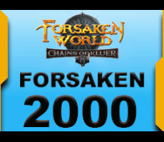 2000 Forsaken World Zen