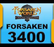 3400 Forsaken World Zen
