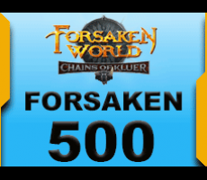 500 Forsaken World Zen