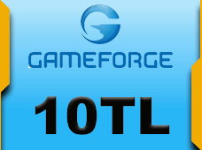 Gameforge 10 TL E-Pin