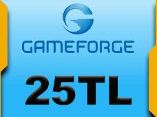 Gameforge 25 TL E-Pin