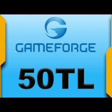 Gameforge 50 TL E-Pin