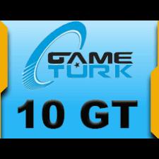 Gameturk 10 GT Kredi